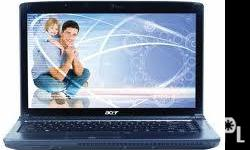 Acer 4736z blue laptop Text me for your best offer-