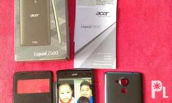 ACER LIQUID Z500 (ON-HAND) GOODCONDITION No issue good
