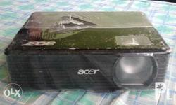 Acer P1165E DLP Projector Condition: Slightly Used /
