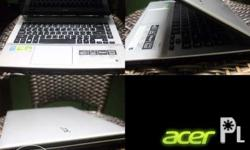 Acer Aspire V-14 Touch Screen Gaming Laptop Metal