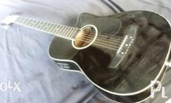 selling my preloved vince taylor acoustic electric