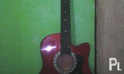 FOR SALE ACOUSTIC GUITAR P1500 FREE SONGHITS and GUITAR
