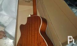 Acoustic/ Brand New / Made of Walnut or Sapele