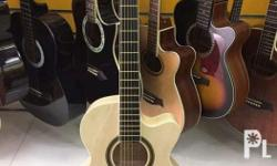 Acoustic Guitar Arena A38C PHP 1,600.00 ONLY!!!