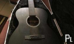 For Sale Only: Martin & Co. Acoustic Guitar with