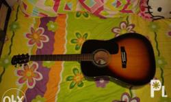 Morris acoustic guitar Model: M-205TS Morris