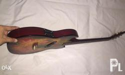 Slighly Used, with Guitar bag, Good Condition, Personal