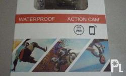 Action Camera as car recorder and for outdoor sports.