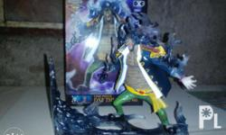 One piece blackbeard for sale or swap s dbz figure