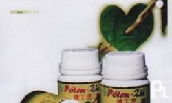 Deskripsiyon Poten-Zhi is formulated from the extracts