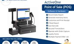 ActiveOne Point of Sale (POS) A reliable and easy to