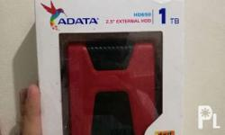 1 TB data storage Brandnew Color Available: Red only.