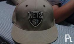 For Sale. Brooklyn Nets logo. Close / fitted cap. Fits