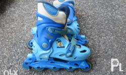 TURNTO roller blades for sale!!! 600 pesos used