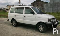Description Make: Mitsubishi Type of car: Vans &