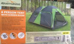 Adventuridge 6 Person Tent With Screen Room For Sale In Manila National Capital Region Classified Philippineslisted Com