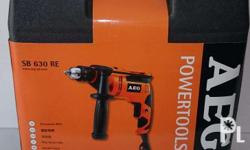 AEG Drill /Electric Drill/ Percussion Drill 13mm With