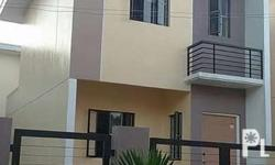 3-bedroom house and lot package at very affordable