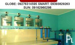 INGENMART SOLUTIONS Safe Water Treatment System Starts