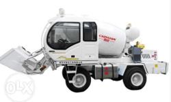 JBC2.6 Self Load and Concrete Mixer 4 cylinders 78Kw
