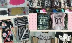 items starts at 80 pesosand up....very affordable yet