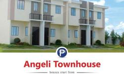 Cagayan de Oro Affordable Townhouse for Sale ANGELI