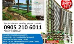 1 bedroom Condominium for Sale in Sta. Ana RIVER GREEN