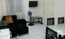 Fully furnished 2Br 1ac 1.5hp and 1exhaust