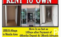 2 bedroom Condominium for Rent in Paco EXPERIENCE A NEW
