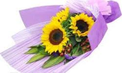 place your order now! flower bouquet for his/her