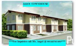 Deskripsiyon ALICE HOUSE MODEL -ACCESSIBLE TO CAVITEX