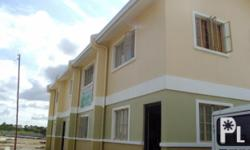 San Jose Townhomes Located in Brgy. Pasong Camachile,