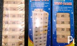 54pcs. Jenga/Wiss Toy SHIPPING FEES Affordable