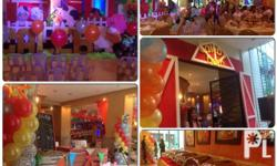 Affordable and Complete birthday party package --