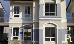 Gabrielle house model is a 84 sqm single attached house