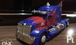 This is a custom leader class optimus prime from