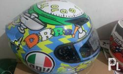 agv rossi k3 wake up,large,bnew! agv rossi elements gp