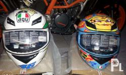 Selling my Brand new! AGV Helmets - Complete w/ box -