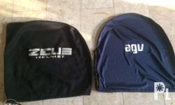 Zeus helmet bag used- 400 Agv helmet bag for halfface