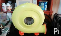 For sale Air blower Almost new 550W Rush! Rush! Rush!