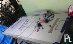 For Sale Air Hockey Made in USA Complete with