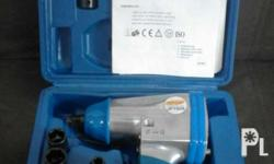 Air Impact Wrench Set (used less than a month) for pick