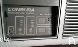CONDURA Air Conditioner 1 HP w/ remote control ( well