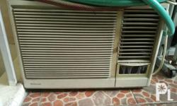National brand Aircon Broken of motor Need to change