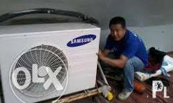 We offered: Aircon Cleaning, Aircon Repair,