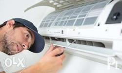 We offered: Aircon Cleaning Aircon Repair Installation