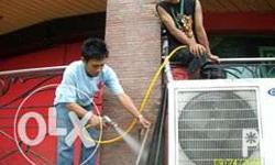 our service aircon cleaning General Cleaning of the