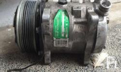 For sale aircon compressor Sanden 505 In very good