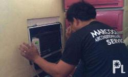 Services Offered: Aircon General Cleaning and