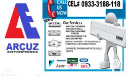 aircon cleaning (all kinds) aircon consultation aircon